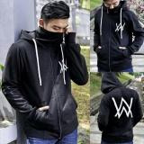 Spesifikasi Jaket Ninja Sweater Hoodie Pria Alan Walker Hitam Yg Baik