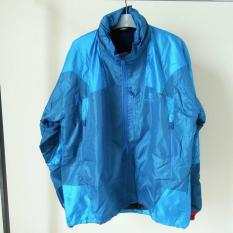 Jaket Outdoor / Gunung Consina Luzon Blue Original Asli