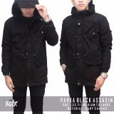 Dimana Beli Jaket Parka Assasin Ijo Army Cream Black Best Seller Bgsr