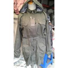 Jaket Parka Cewe / Jaket Korea Parka / Jaket Gunung Wanita - Rjnnt7