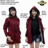 Spesifikasi Jaket Parka Wanita Premium Baru