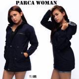 Toko Jaket Parka Woman Babycanvas Premium Navyblue Dekat Sini