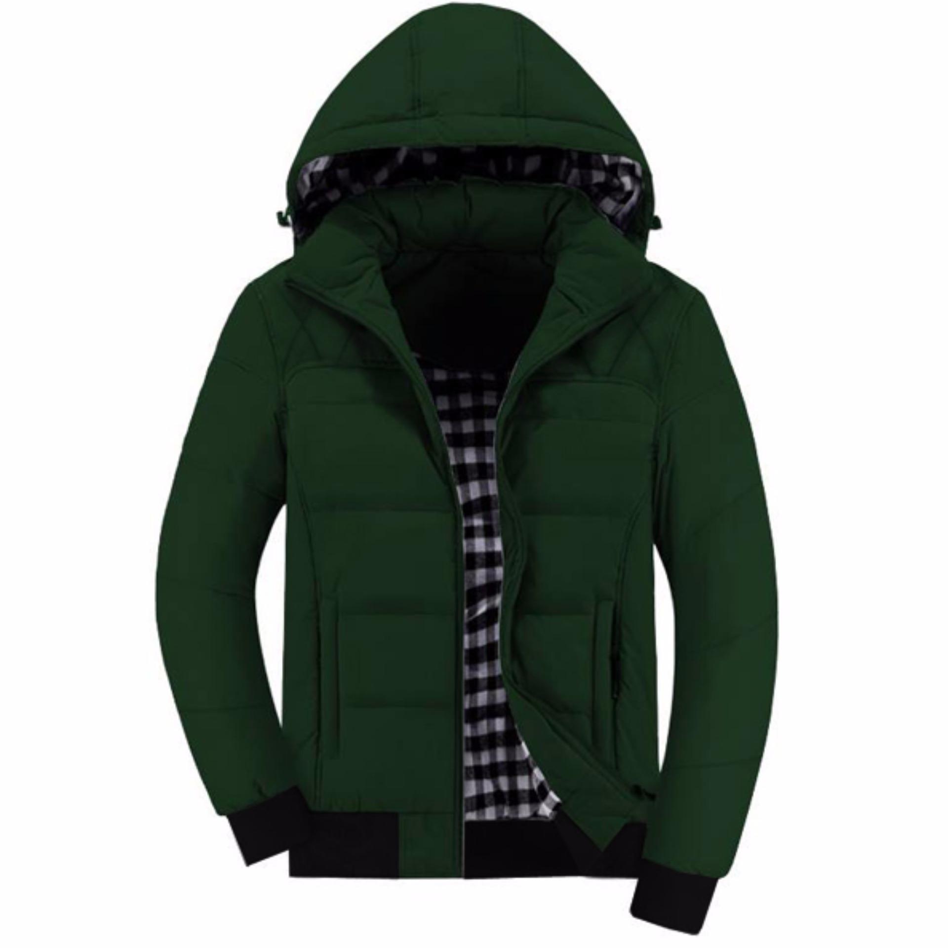 Penjualan Jaket [ Premium ] - Waterproof Conmebol Army Green / Jaket Unisex / Jaket Pria / Jaket Casual / Jaket Tebal terbaik murah - Hanya Rp165.960