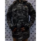 Spesifikasi Jaket Pria Army Parka Abu Loreng Murah