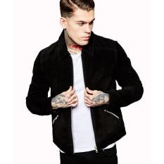 Jaket Pria Black Jacket Boomber Men Promo Beli 1 Gratis 1