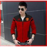 Jual Lf Jacket Pria Bola Seri Jaket Fans Club Jaket Keren Jaket Parka Termurah Dan Terbaik Lc Um D30 Merah D3C Online Di Dki Jakarta