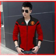 Beli Lf Jacket Pria Bola Seri Jaket Fans Club Jaket Keren Jaket Parka Termurah Dan Terbaik Lc Um D30 Merah D3C Cicilan