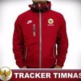 Jual Jaket Pria Bola Timnas Indonesia Merah Di Di Yogyakarta
