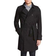 Beli Jaket Pria Fashion Style Jacket Parka Black Seken