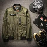 Jaket Pria Jacket Bomber Military Sensor Bomber Indonesia