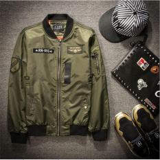 Promo Jaket Pria Jacket Bomber Military Sensor Bomber Indonesia