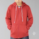 Katalog Jaket Pria Sweater Polos Hoodie Zipper Sleting Best Seller Raja Clothing Terbaru