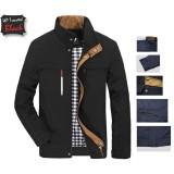 Beli Barang Jaket Pria Jaket Polos Jaket Treasted Hitam Parasut Polos Promo Online