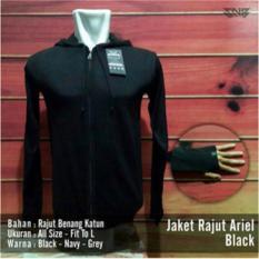 Jaket Rajut Ariel / Greenlight / Cardigan / Knite Sweater / Finger - 3A7ecd