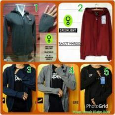 Jaket Rajut Ariel Greenlight / Sweater Rajut Ariel Greenlight Termurah - 3D6da6