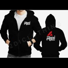 Jaket Rei Adventure Black Premium