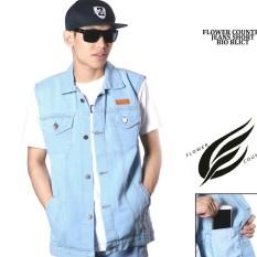 Beli Jaket Rompi Jeans Pria Original Murah Di Jawa Barat