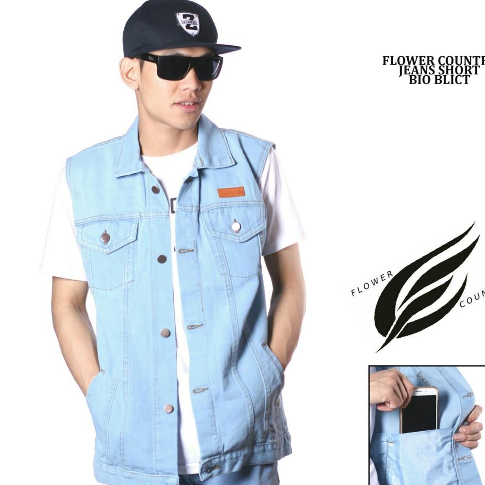 Big Info Harga Promo Produk Terbaru Hanya Untuk Anda Jaket Jeans Jumbo Xxl Xxxl Xxxxl Murah Berkualitas Rompi Pria Original