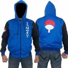 Penawaran Istimewa Jaket Sasuke Kipas Clan Uchiha Jaket Ninja Naruto Kakashi Sasuke Sakura Best Seller Blue Black Terbaru