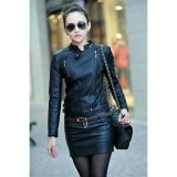 Review Jaket Sem Kulit Wanita New Black