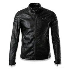 Promo Jaket Semi Kulit Jaket Kulit Sintetis Pu Leather 08 Jawa Barat