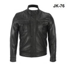 Jaket semi kulit pria casual / Jaket Semi Kulit Terlaris di Bogor