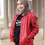 Spesifikasi Jaket Semi Kulit Terbaru Wanita Style Korea Beserta Harganya