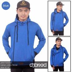 Jaket sweater harakiri djbred/biru/