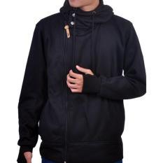 Harga Jaket Sweater Korea Harakiri Hitam Bj Lengkap