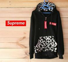 Review Jaket Sweater Supreme Simple Jawa Barat