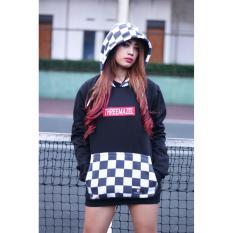 Harga Jaket Sweater Wanita Hodie Threemazel Original Di Jawa Barat