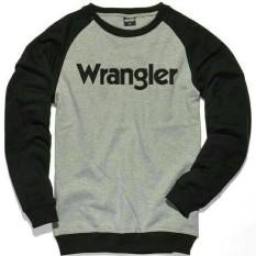 Jaket Sweater Wrangler Reglan