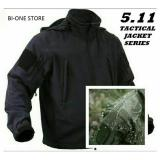 Diskon Jaket Tactical Series 5 11 Import Hitam Tactical Crusader