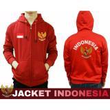 Jual Jaket Timnas Indonesia Merah Original
