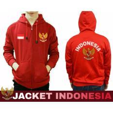 Spesifikasi Jaket Timnas Indonesia Merah Dan Harga