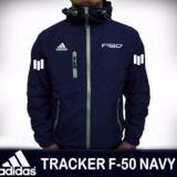 Jual Jaket Tracker Ad Navy Multi Branded