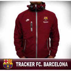 Jaket Tracker Barcelona