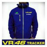Jual Jaket Pria Tracker Vale Rossi Vr46 Warna Biru Termurah