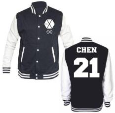 Jaket Varsity EXO Chen 21