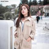 Spesifikasi Jaket Wanita F Jacket Bomber Amel Parka Paling Bagus