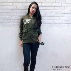 Spesifikasi Jaket Wanita F Jacket Bomber Good Bomber Dan Harga