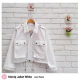Beli Barang Jaket Wanita F Jacket Bomber Moniq Jacket Online