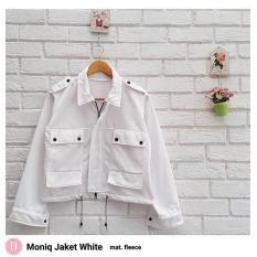 Spesifikasi Jaket Wanita F Jacket Bomber Moniq Jacket Paling Bagus