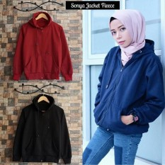 Jaket Wanita Sonya Fleece (Woman 51348e1386