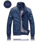 Beli Jaket Waterproof Biru Polos Jacket Wp Anti Air Promo Butik Soccer Id Cicilan