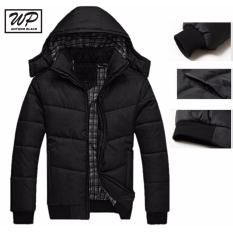 Harga Jaket Winter Wp Anthem Black Polos Rst269 Baru
