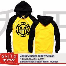 Jaket Yellow Ocean Trafalgar Law