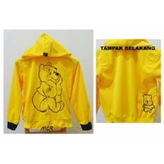 Spek Jaket Sweater Anak Yellow Limited Edition