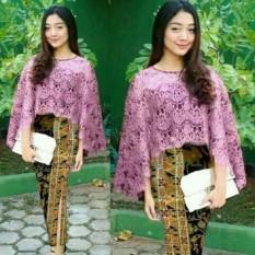Rp 86.000 JAKStore - Baju Murah/Cape Brokat/Batik Wanita/Kebaya Modern/Baju ...