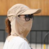 Beli Topi Baseball Bisa Dilipat Matahari Topi Luar Rumah Perempuan Musim Panas Surat Unta Xixili Asli